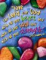 Love God with all your hearth